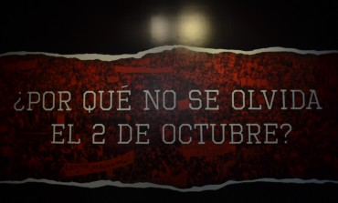 ¿Por qué no se olvida el 2 de octubre? El Museo Memoria y Tolerancia nos lo recuerda