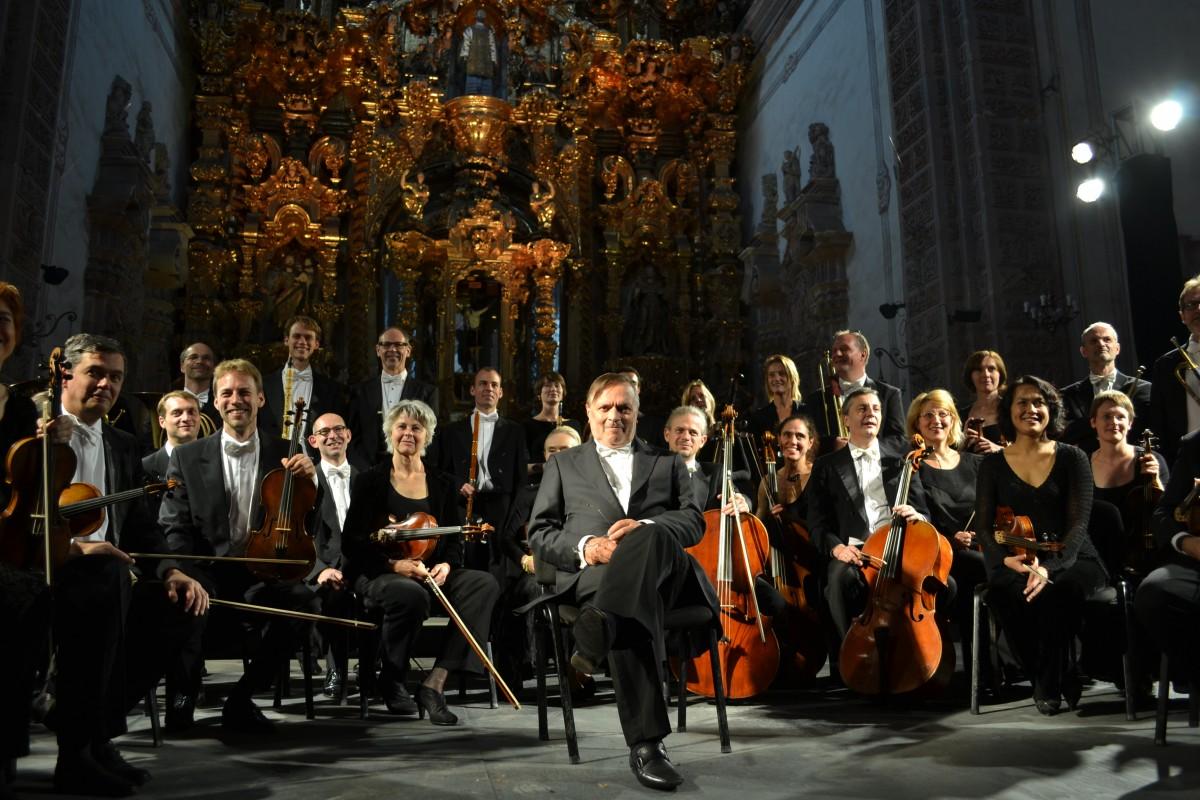 Anima Eterna da vida a la música de Beethoven en el Cervantino 2015
