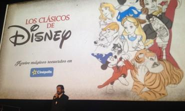 Los clásicos de Disney llegan a las pantallas de Cinépolis