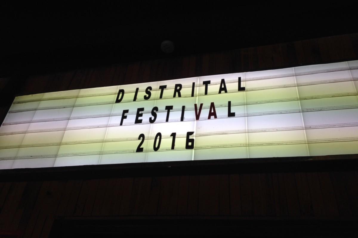 Distrital: una celebración para cinéfilos intrépidos