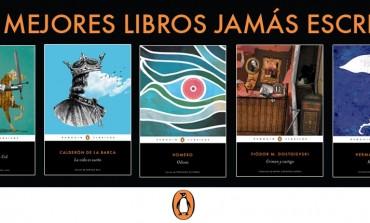 ¡Se renuevan los clásicos literarios! Checa esta propuesta del INBA y Penguin Random House
