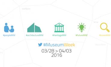 #MuseumWeek: La semana de los museos en Twitter