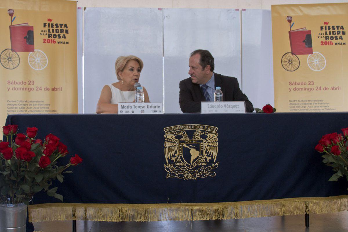 ¡Celebremos a los libros en la UNAM!