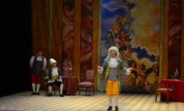 ¡Mozart no era aburrido! Descúbrelo con El empresario, en el Helénico
