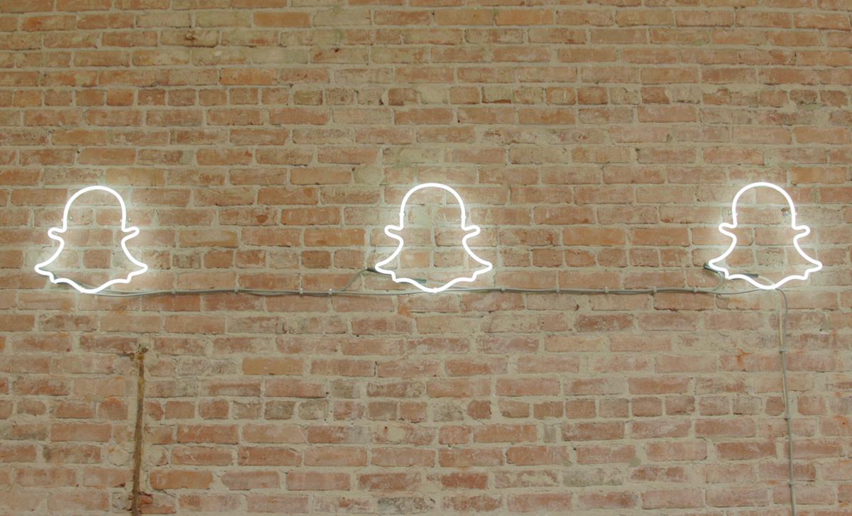 Los museos en Snapchat