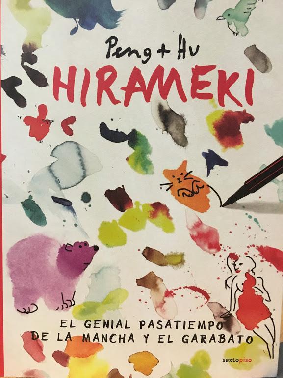 #LunesDeLibros Hirameki, algo más que un libro