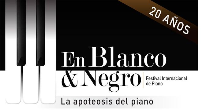 ¡Qué suene el piano! Asiste al festival En Blanco y Negro en el Centro Nacional de las Artes