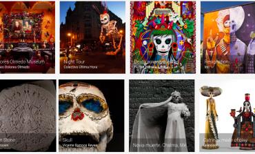 El Día de Muertos también se vive a través de Google