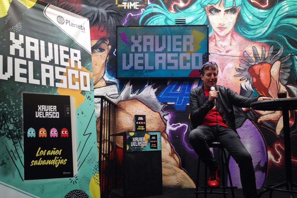 El escritor Xavier Velasco nos lleva de vuelta a los 80s en Los años sabandijas