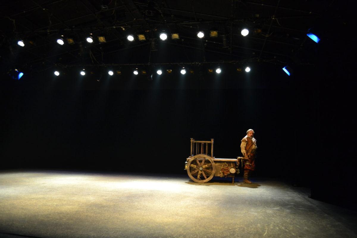 Déjate llevar por la imaginación del Divino Pastor Góngora en el Centro Cultural del Bosque