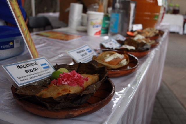 Ya llegó la Feria del Tamal al Museo Nacional de Culturas Populares. ¡Se cancela la dieta!