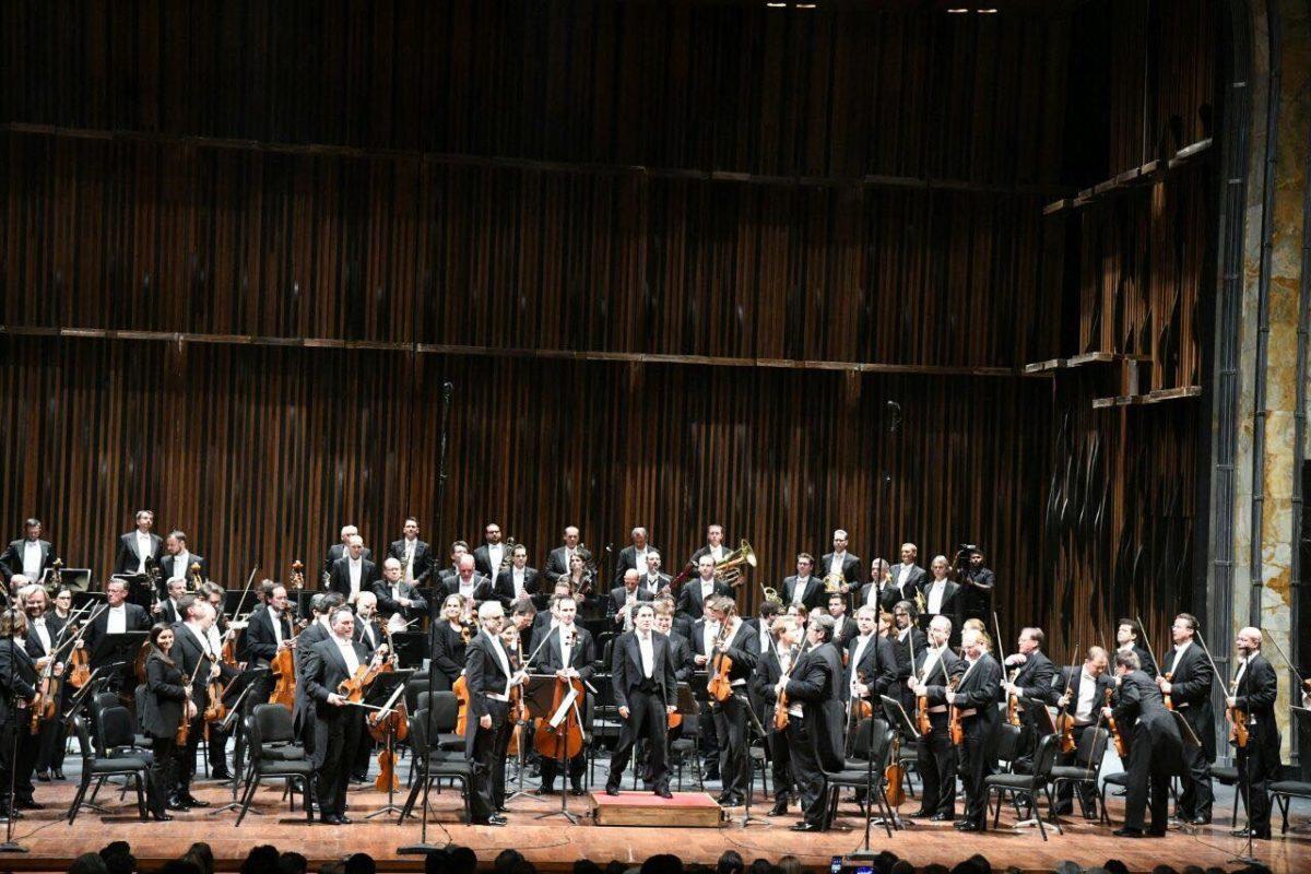 La Orquesta Filarmónica de Viena regresa a México con Gustavo Dudamel como director
